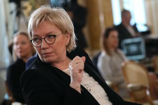 Przewodniczący KRRiT wzywa TVN24 do nie używania sformułowania: 'Trybunał Konstytucyjny Julii Przyłębskiej'