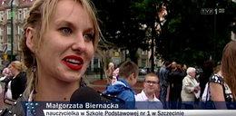 """Nauczycielka wściekła na TVP. """"To manipulacja i propaganda"""""""