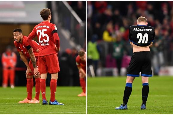 UŽASNA TRAGEDIJA NA ALIJANC ARENI! Bajern i Paderborn igrali na terenu, a na tribinama PREMINULA beba, rođaka fudbalera!