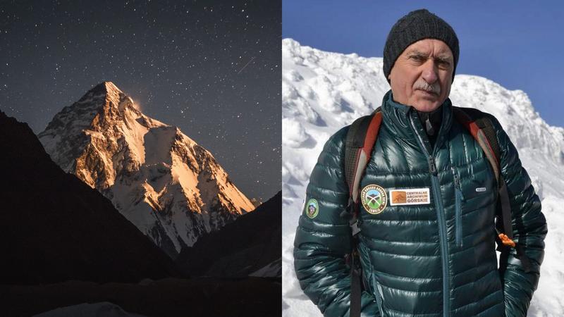 Wywiad z Krzysztofem Wielickim o wyprawie na K2