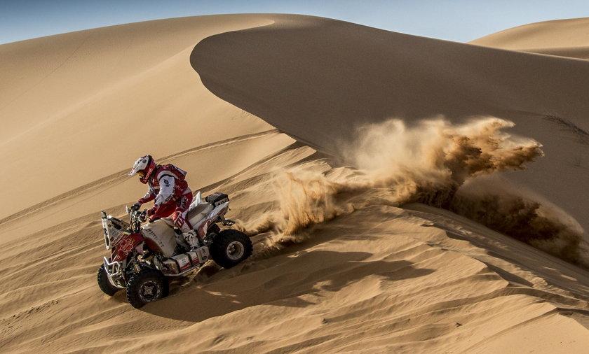 Szósty etap Rajdu Dakar