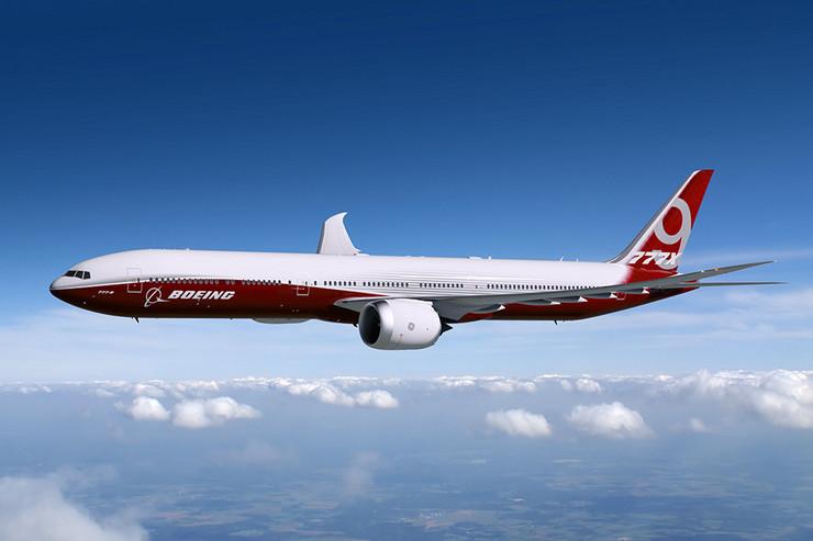avionski motor01 boing 777-9X foto promo Boeing