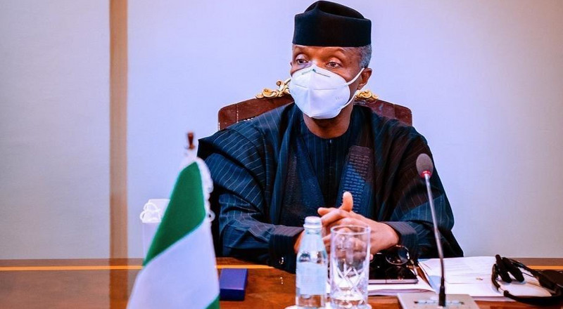 Nigeria among first countries to develop cheaper, fastest COVID-19 kits, Osinbajo says