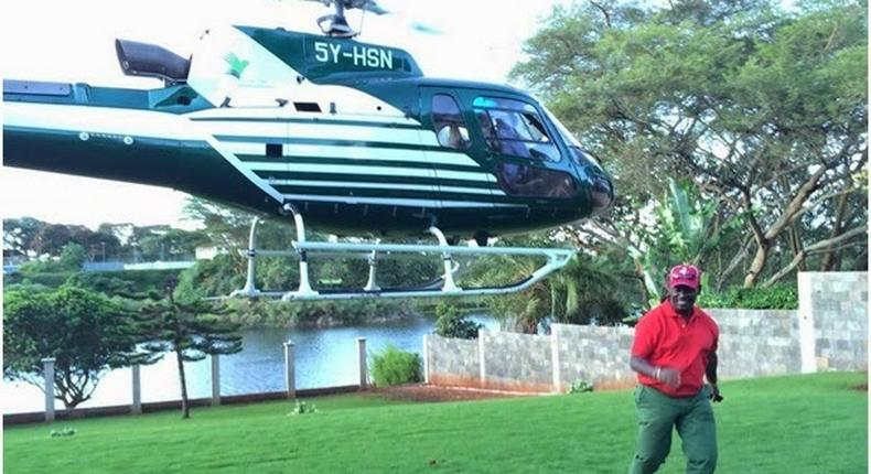 William Kabogo's property to be auctioned over Sh100 million debt
