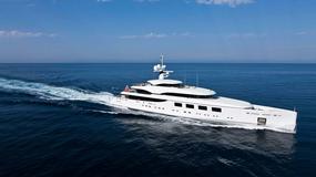 Jacht prezydenta Rosji Władimira Putina, sensacją we włoskim Livorno