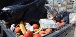 Sieci handlowe palą tony dobrego jedzenia