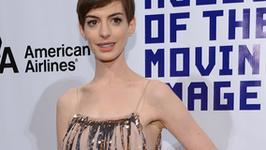 Wielka wpadka Anne Hathaway