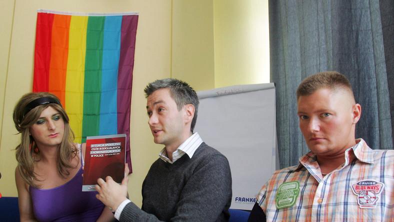 Rząd Tuska nie spełni żądań gejów