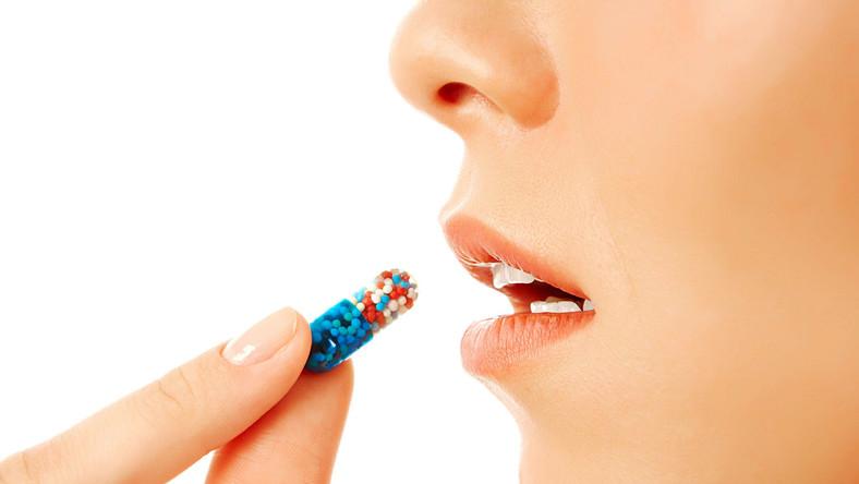 Leki mogą niszczyć zęby