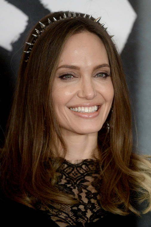 Angelina Jolie was caught dating a popular musician