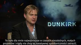 "Christopher Nolan: ""Dunkierka"" odcisnęła na mojej psychice piętno"