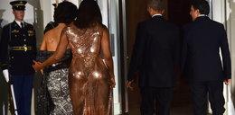Taka prezydentowa to skarb! Wygląda olśniewająco