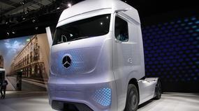 Mercedes Future Truck 2025 - cieżarówka, która sama jeździ