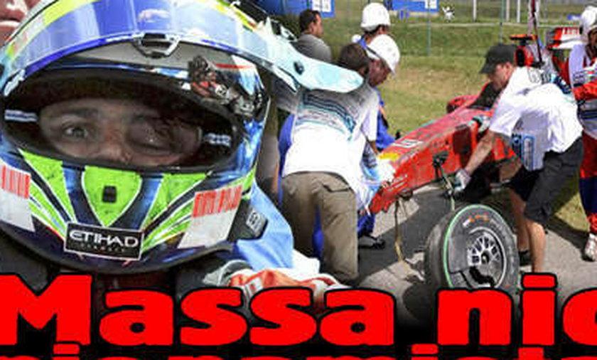 Massa nic nie pamięta