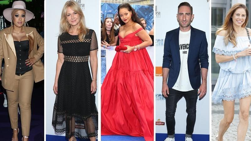 Patricia Kazadi, Grażyna Torbicka, Rihanna, Łukasz Jakóbiak, Magdalena Modra