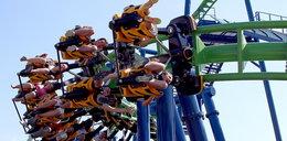 Oto największy rollercoaster