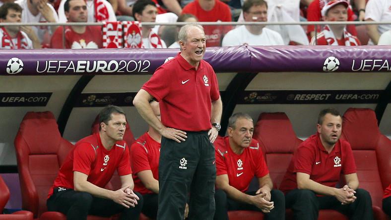 Selekcjoner reprezentacji Polski na Euro 2012