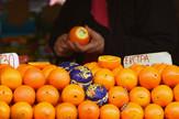 Novi Sad 145 pijaca cene voce povrce pomorandze foto Nenad Mihajlovic