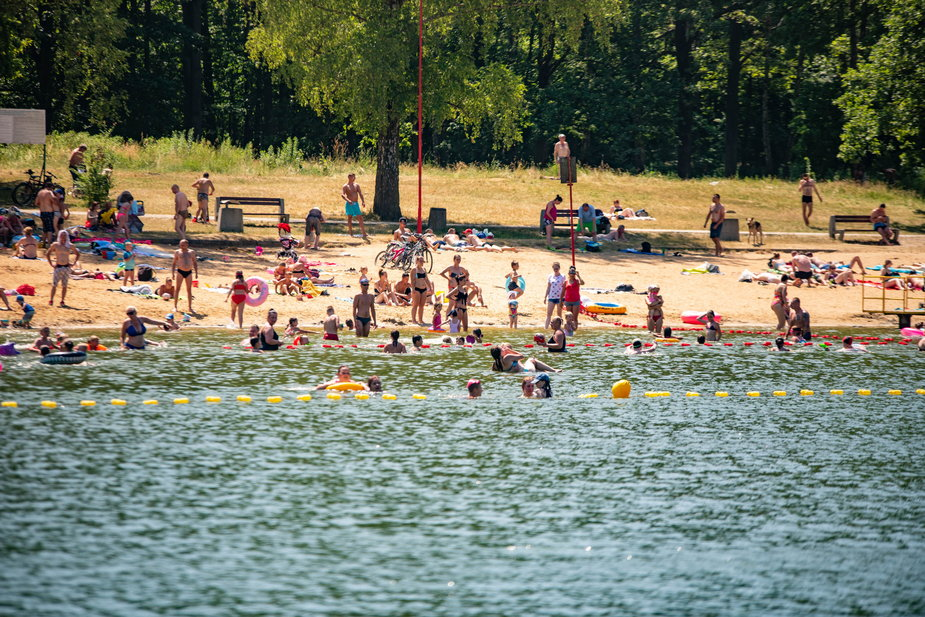 Kąpieliska Łódź Arturówek