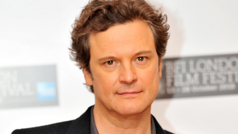 1. Colin Firth