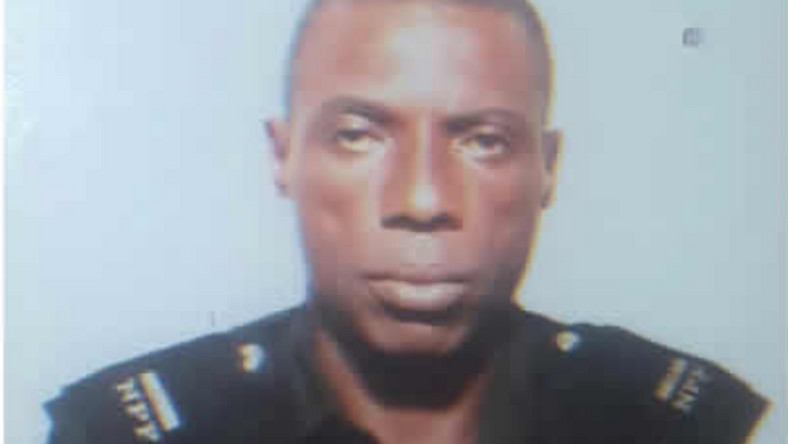 Inspector Dania Ojo allegedly killed Ada Ifeanyi in Lagos