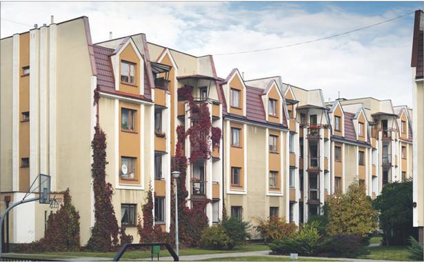 Lokale na nowych osiedlach są wyceniane o kilka tysięcy złotych wyżej niż mieszkania w starszych blokach Fot. Artur Chmielewski