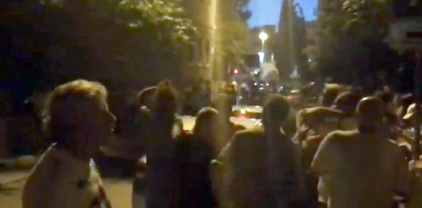 Nocna demokracja w Chorwacji! Ludzie czekali w kolejce i głosowali po północy