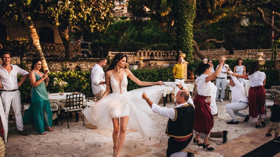 Polskie tradycje podczas wesela za granicą