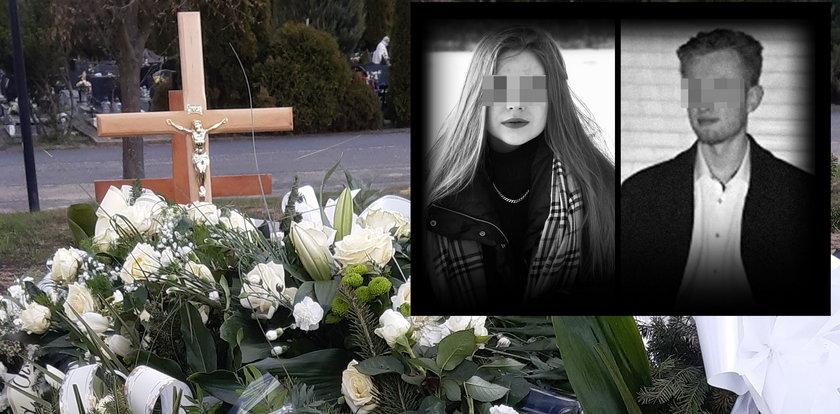 Dwa identyczne wypadki, dwie rodziny w rozpaczy. Zakochani spoczęli we wspólnym grobie