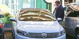 Zygmunt Chajzer ma nowy, wypasiony samochód