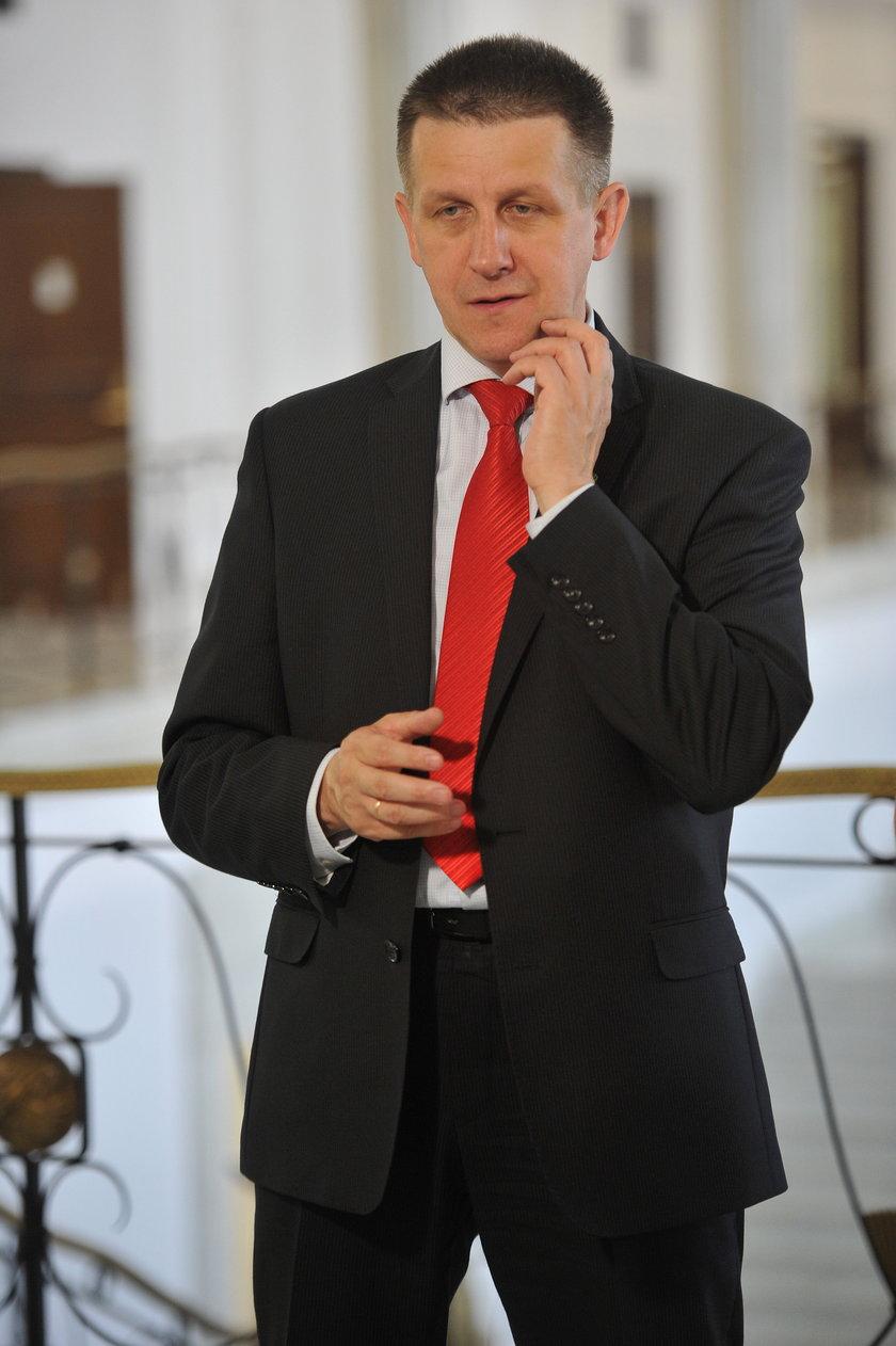 Tak Jan Bury będzie się bronił przed uchyleniem immunitetu!