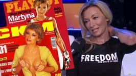 """Martyna Wojciechowska żałuje sesji w """"Playboyu""""? Teraz rozebrałaby się pod jednym warunkiem"""