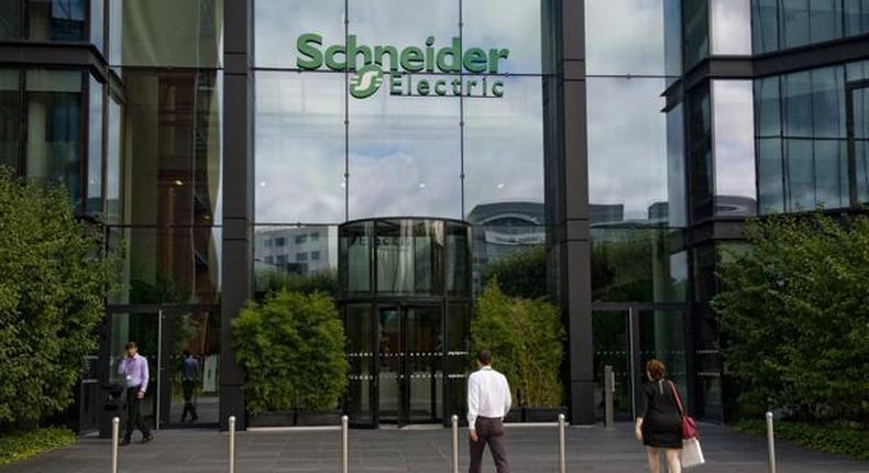 Schneider Electric office