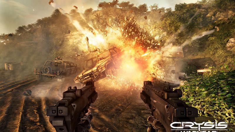 Crysis: Warhead - kody do gry