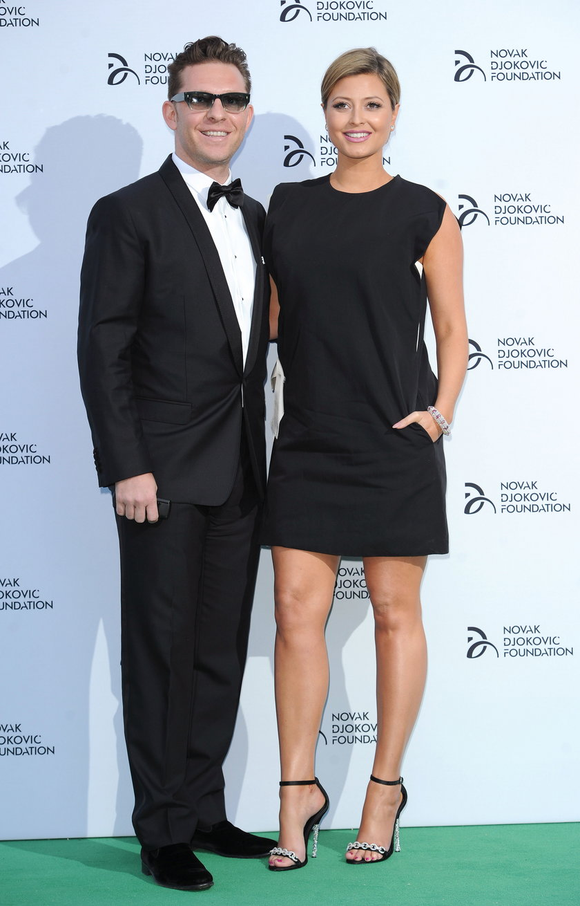 Holly Valance (aktorka, piosenkarka) i  Nick Candy (brytyjski biznesmen)