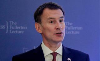Hunt obiecuje wsparcie w razie brexitu bez porozumienia