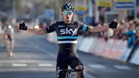 Ranking UCI: Michał Kwiatkowski spadł na szóste miejsce