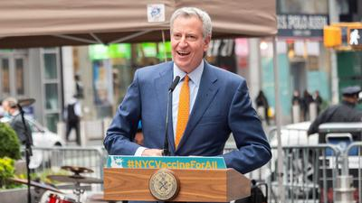 NYC offers $100 to anyone who gets their first COVID-19 vaccine shot