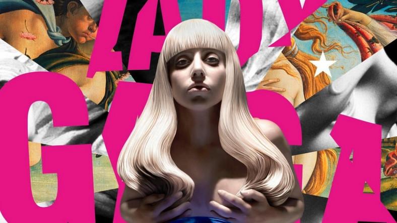 Lady GaGa na okładce nowej płyty