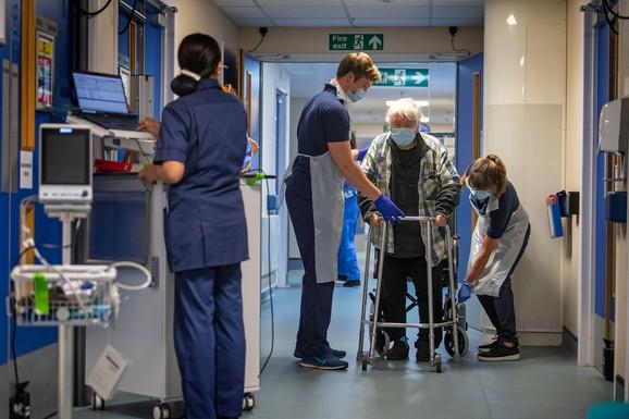 Dosadašnja istraživanja bave se uglavnom pacijentima koji su bili hospitalizovani