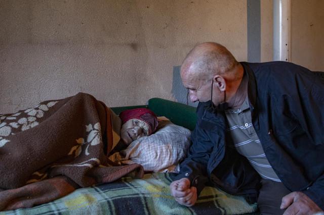 kosovo Fadil Rama i Blagica Dicic 04 foto Tanjug AP Visar Kryeziu