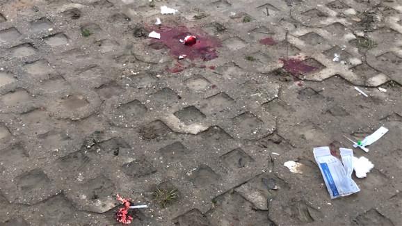 Krv na mestu zločina
