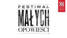 Szczygieł, Ostałowska, Dehnel. W Lublinie odbędzie się Festiwal Małych Opowieści