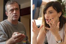LEPŠE JE S KULTUROM Pljušte psovke i uvrede između Sergeja Trifunovića i Biljane Srbljanović