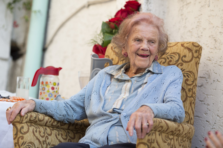 Branka Veselinović 100. rođendan