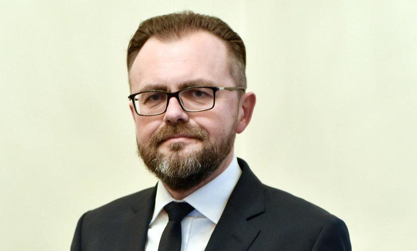 "Redaktor naczelny ""Faktu"", Robert Feluś"