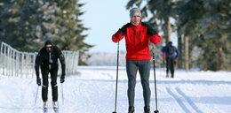Polscy żużlowcy trenują... na śniegu