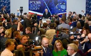 Jarosław Kaczyński naruszył ciszę wyborczą? PKW: Jeżeli obywatel uważa, że naruszono prawo wyborcze, może złożyć protest