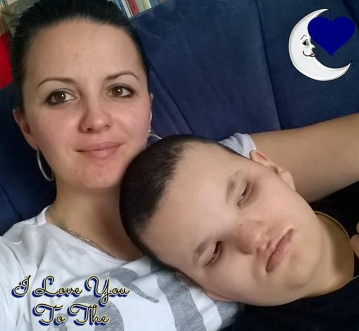 Bobana i sin Ognjen