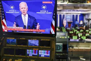 Biden o wydarzeniach na Kapitolu: To nie byli protestujący, to byli krajowi terroryści